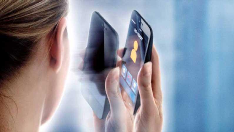Sensor de proximidad de smartphone