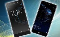Sony Xperia XA1 Ultra vs Huawei P10 Lite