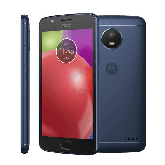 Motorola Moto E4 1