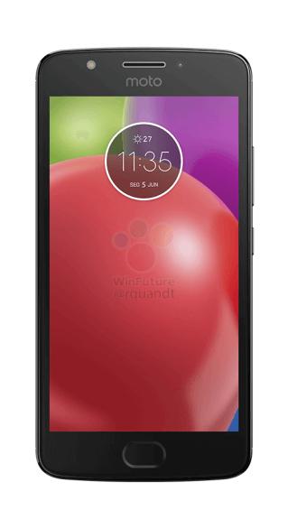 Motorola Moto E4 10