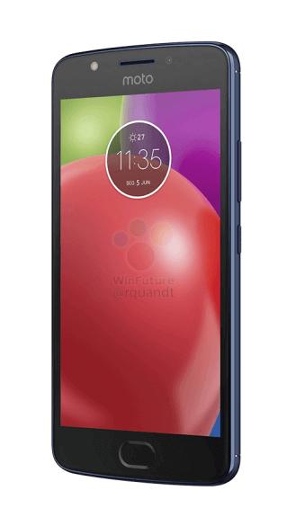 Motorola Moto E4 4