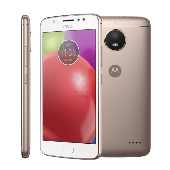 Motorola Moto E4 5