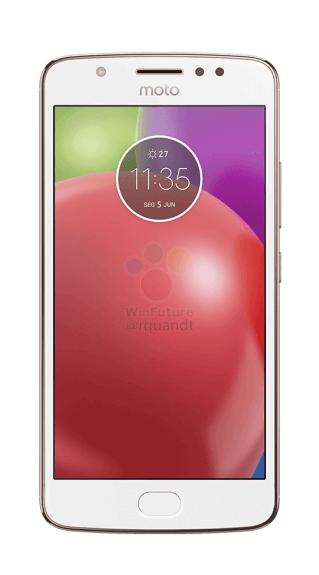Motorola Moto E4 6