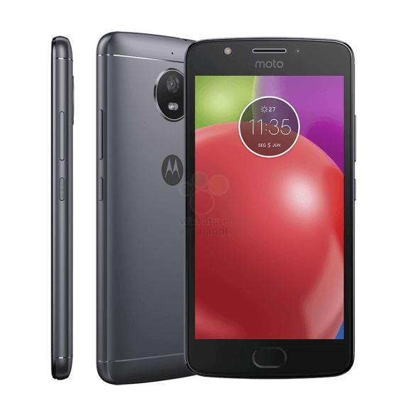 Motorola Moto E4 9