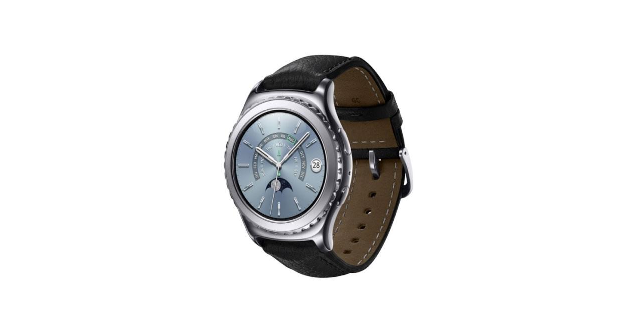 Samsung Gear S2 Classic Premium, al mejor precio garantizado