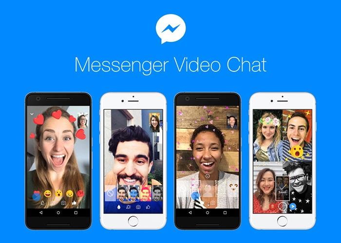 Facebook recibe nueva actualización con reacciones animadas