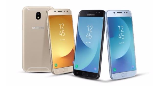 Samsung Galaxy J3, J5 y J7 2017: características y detalles