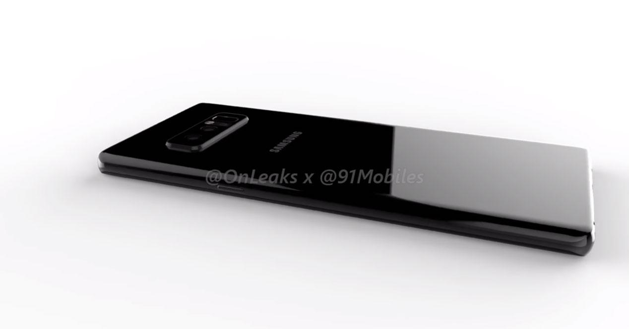 Nuevos detalles del Samsung Galaxy Note 8