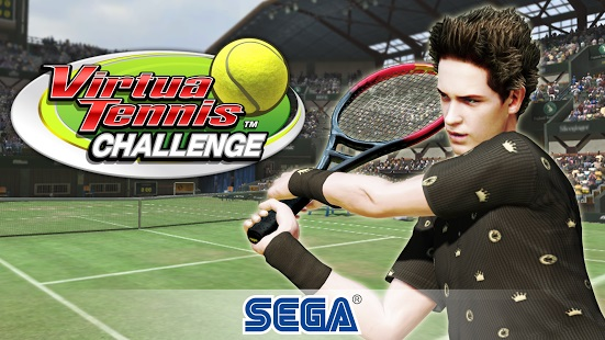 Virtua Tennis Challenge, ya disponible gratis para Android