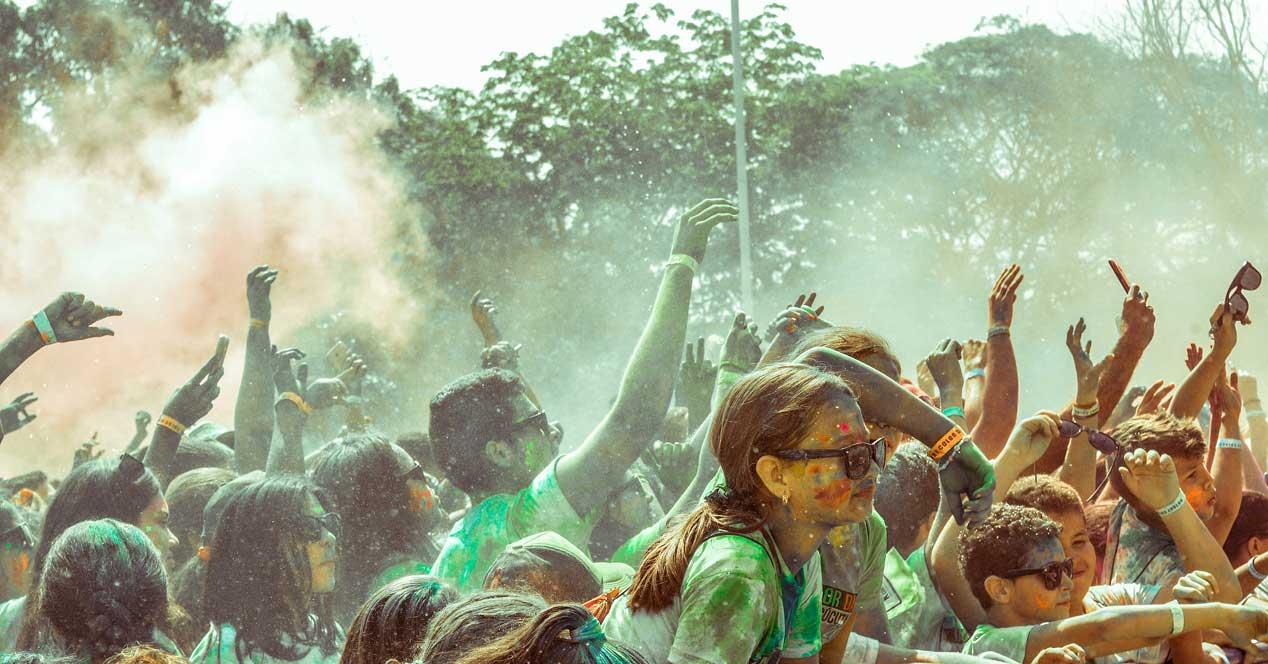 fiestas pueblos