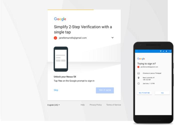 Google, robo, confirmación de cuentas