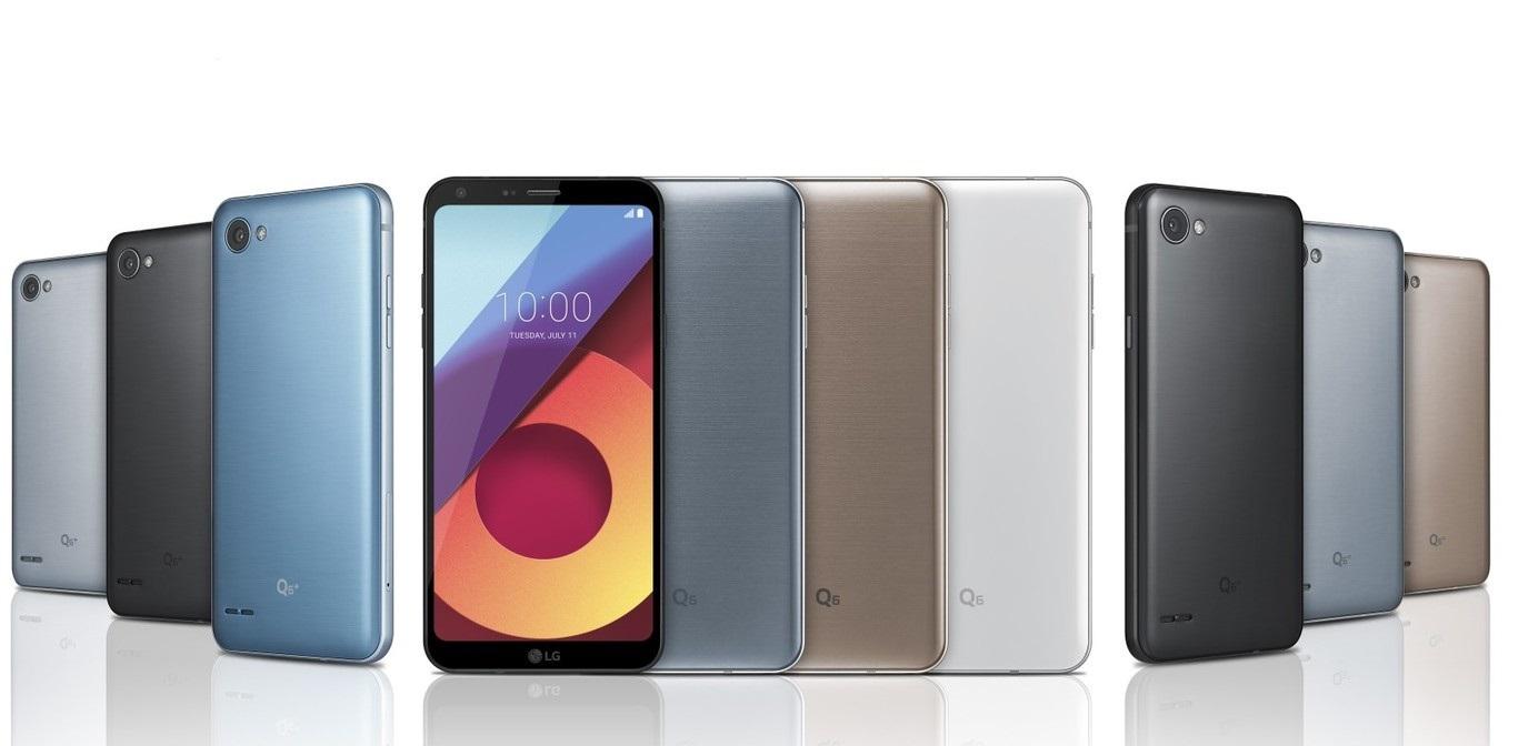 LG Q6: así con las características finales del gama media de LG