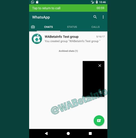 Llega La Ventana Flotante Para Las Videollamadas De Whatsapp