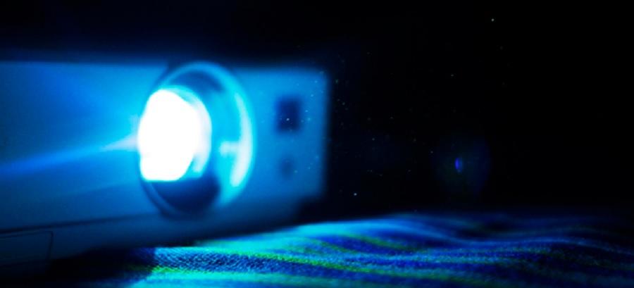 proyector telefono movil