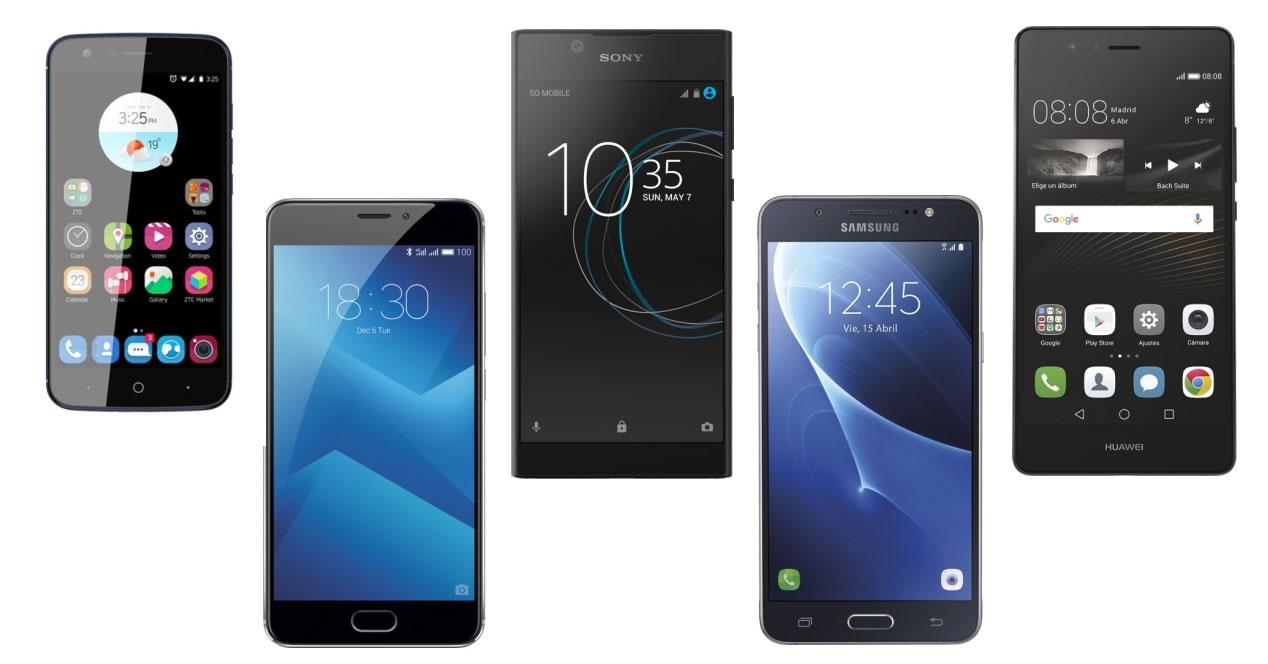 smartphones-menos-200-euros