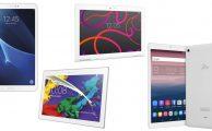 Cuatro tablets por menos de 200 euros