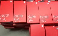 Xiaomi Red Note 5A, características desveladas y listo para su lanzamiento