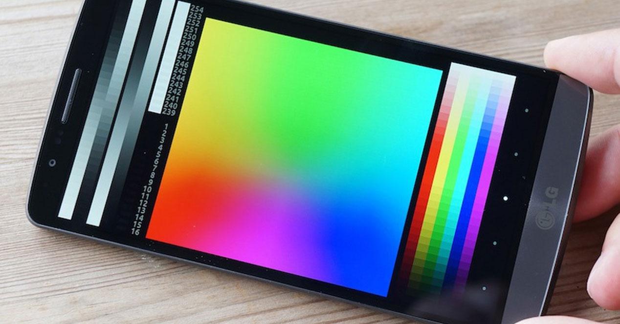 Android 8.0 Oreo es capaz de calibrar la pantalla para cada app