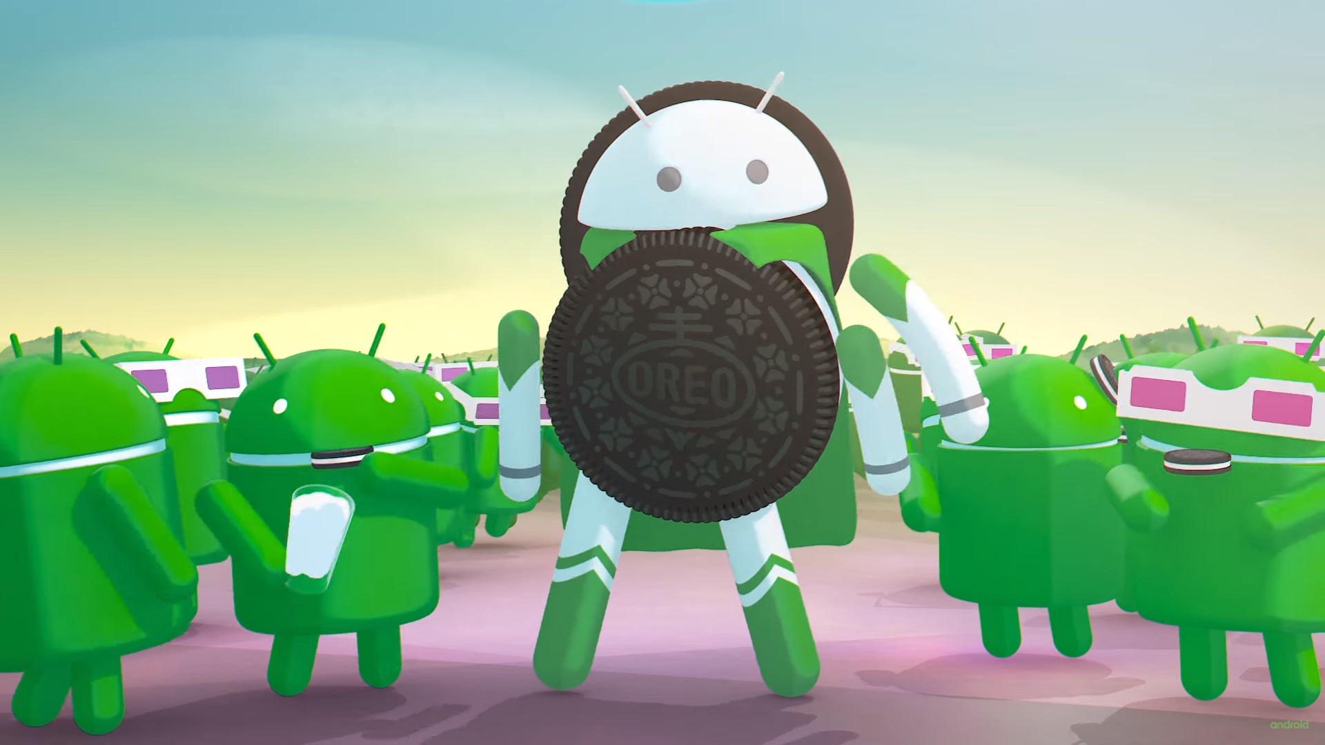 Android 8.0 Oreo es una realidad: todos los detalles sobre la actualización