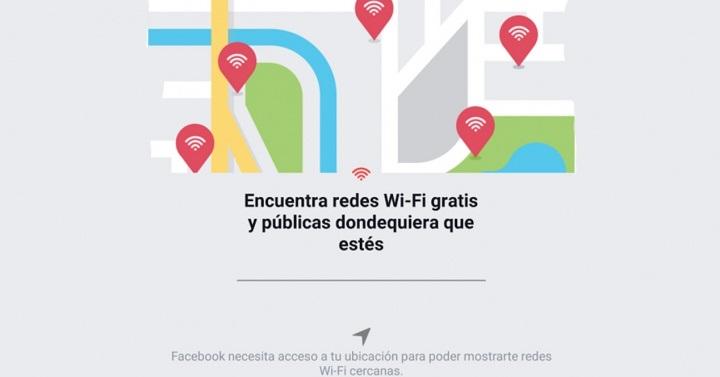 ¿Sabías que puedes buscar conexiones WiFi con Facebook? Te enseñamos a hacerlo