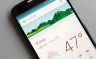¿Cómo se desactivan las notificaciones del tiempo en Google Now