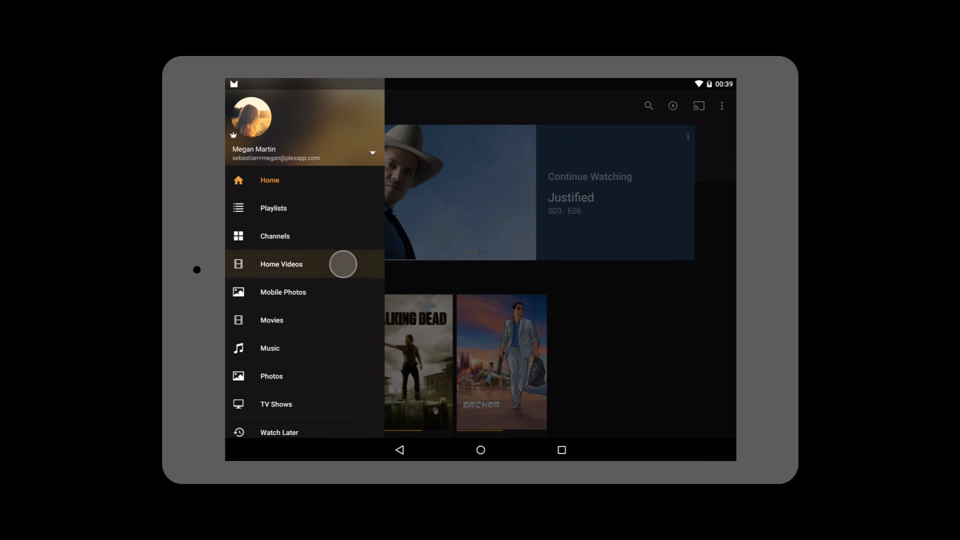 Plex TV por fin llega a dispositivos iOS y Android