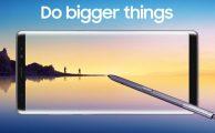 Samsung Galaxy Note8: todos los detalles y características oficiales