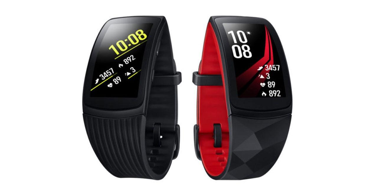 Samsung Gear Fit 2 Pro, así es el nuevo wearable de Samsung