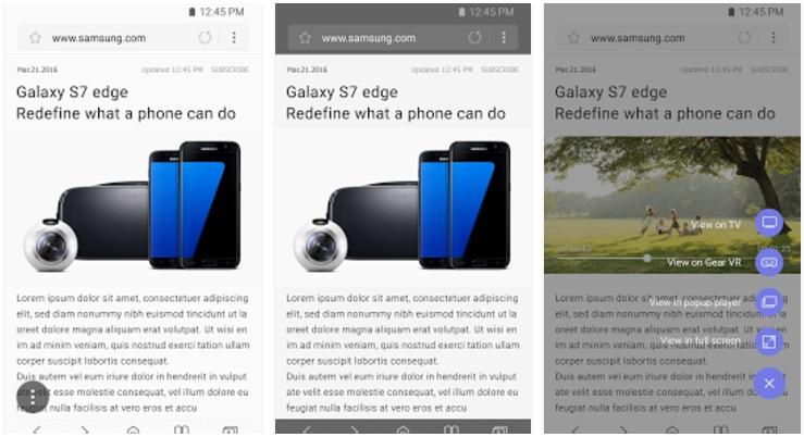 ¿Quieres usar el navegador de Samsung en cualquier móvil? ¡Te enseñamos a hacerlo!