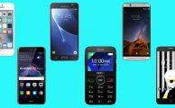 Estos son los smartphones a 0 euros que te recomendamos para agosto