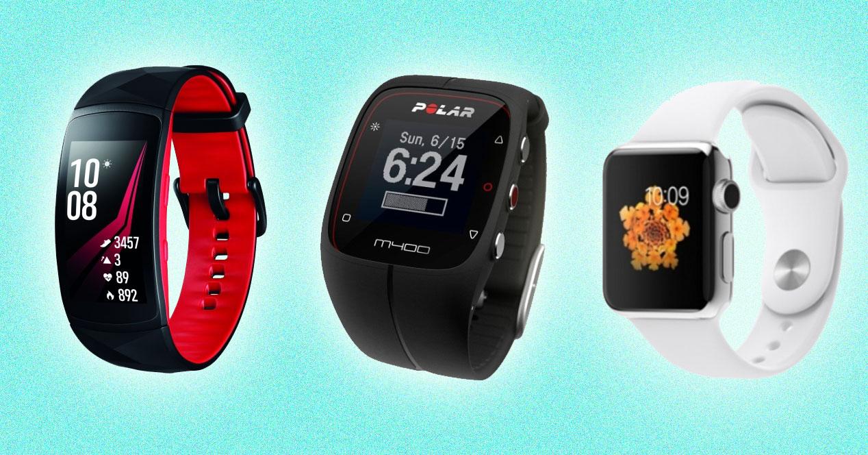 Los tres mejores wearables para cumplir tus objetivos de salud