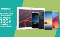 Vende tu móvil o tablet usado del 25 al 30 de septiembre y te damos hasta 150€ EXTRA al comprar uno nuevo libre