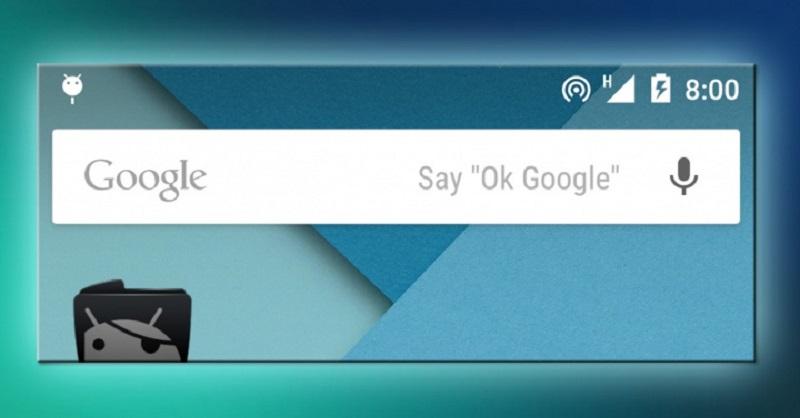 Así se puede personalizar la barra de búsqueda de Google