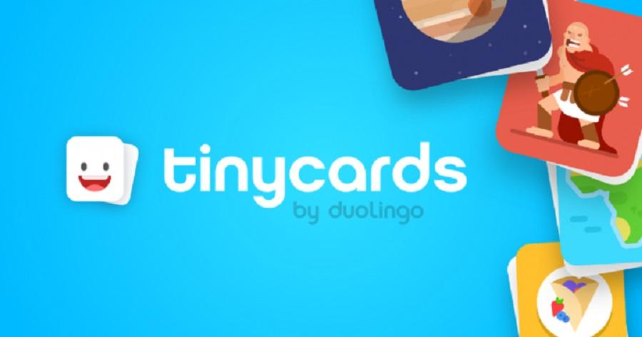Tinycards, cómo aprender inglés usando tarjetas muy divertidas