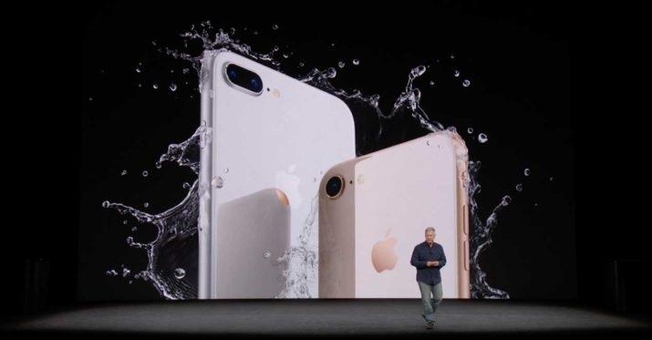 iPhone 8 y iPhone 8 Plus ya están aquí: características y especificaciones