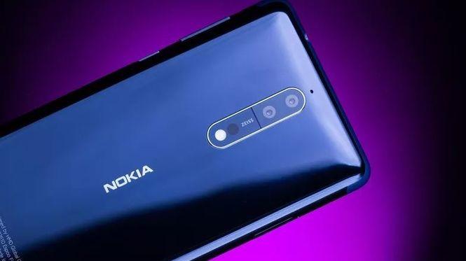 Nuevo Nokia 8 con 6 GB de Memoria RAM