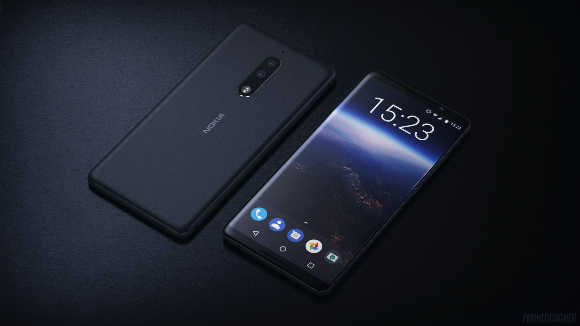 Nokia 9 vendrá con Android 8.0 Oreo de serie