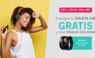 ¡Llévate tu tarjeta SIM gratis al contratar tarifa con tu operador y entra en el sorteo de una Samsung Gear Fit 2 Pro!