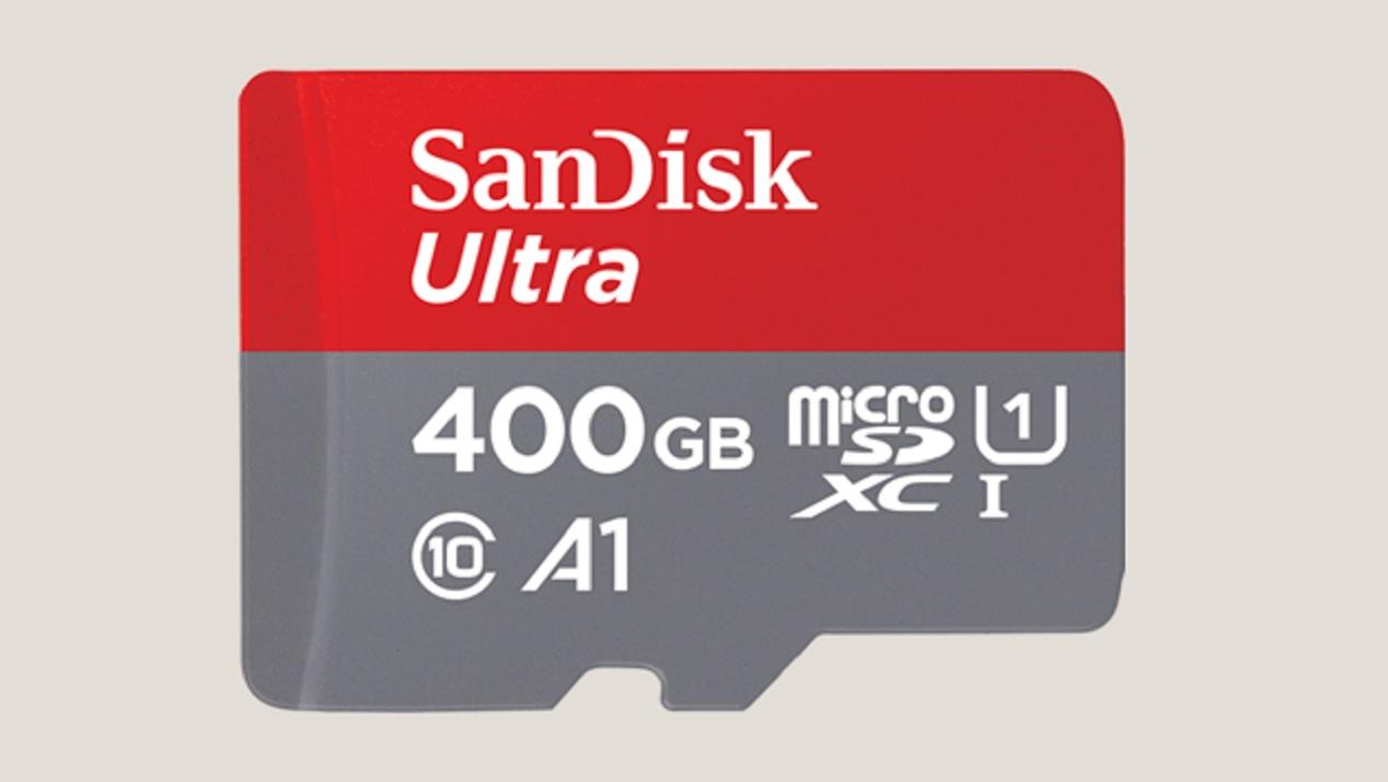 SanDisk lanza la tarjeta microSD con más capacidad de la historia