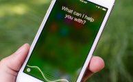 Así se abre el nuevo Siri en iPhone 8