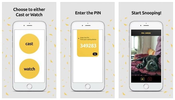 Las tres mejores apps para convertir tu smartphone en una cámara WiFi
