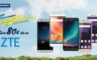 ¡Ofertacas In Da House hasta el 25 de octubre con hasta 80€ de descuento en smartphones ZTE!