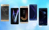 Los mejores smartphones por menos de 300 euros