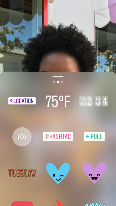 Encuestas en instagram Stories
