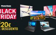 ¡Celebramos Black Friday con descuentos de hasta 220€ en televisiones y ordenadores hasta el 26!