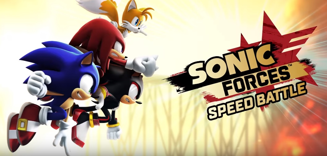 Sonic Forces Speed