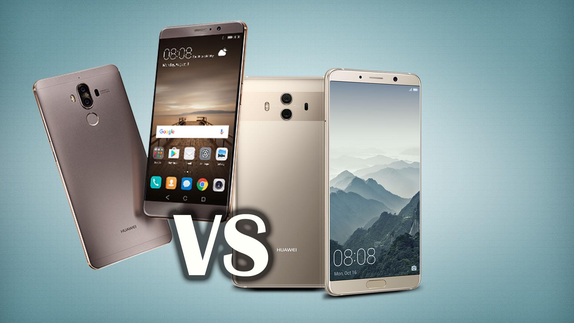Huawei Mate 9 Huawei mate 10