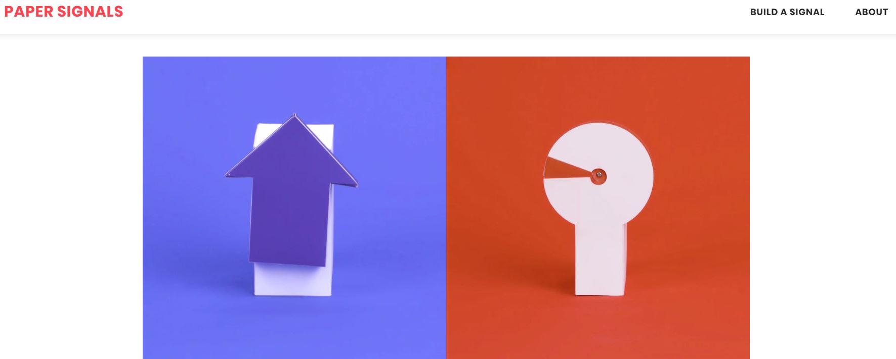 Paper Signal de Google