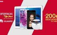¡Ofertacas Huawei del 18 al 24 de enero con hasta 200€ de descuento en libres!