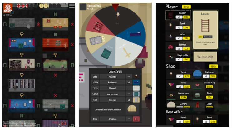 Juegos indie android